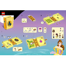 LEGO Belle's Storybook Adventures Set 43177 Instructions