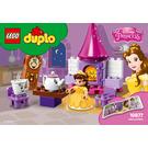 LEGO Belle's Tea Party Set 10877 Instructions