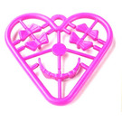 LEGO Belville Accessories Sprue (Bows and Hair Band) (6176)