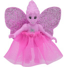 LEGO Belville Fairy with Silver Stars with Skirt and Wings Minifigure