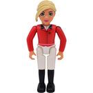 LEGO Belville Horse Rider Girl Minifigure