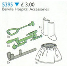 LEGO Belville Hospital Accessories Set 5395