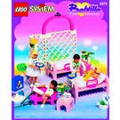 LEGO Belville Hospital Ward Set 5875 Instructions