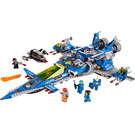 LEGO Benny's Spaceship Set 70816