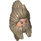 LEGO Beorn Head with Beard (16189)