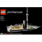 LEGO Berlin Set 21027 Instructions