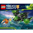 LEGO Berserker Bomber Set 72003 Instructions