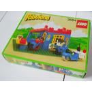 LEGO Bertie Bulldog (Police Chief) and Constable Bulldog Set 3664 Packaging