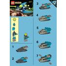 LEGO Beta Buzzer Set 6817 Instructions