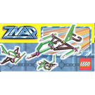 LEGO Bi-Wing Set 3502 Instructions