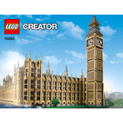 LEGO Big Ben Set 10253 Instructions