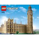 LEGO Big Ben Set 10253 Instructions