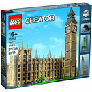 LEGO Big Ben Set 10253 Packaging