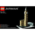 LEGO Big Ben Set 21013 Instructions