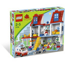 LEGO Big City Hospital Set 5795 Packaging