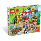 LEGO Big City Zoo Set 5635 Packaging