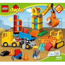 LEGO Big Construction Site Set 10813 Instructions