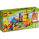 LEGO Big Construction Site Set 10813 Packaging