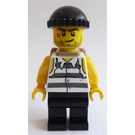 LEGO Big Escape Jail Prisoner Minifigure