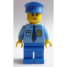 LEGO Big Escape Motorcycle Cop Minifigure