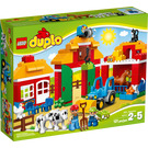 LEGO Big Farm Packaging