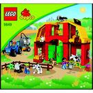 LEGO Big Farm Set 5649 Instructions
