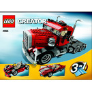 LEGO Big Rig Set 4955 Instructions