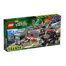 LEGO Big Rig Snow Getaway Set 79116 Packaging