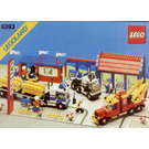LEGO Big Rig Truck Stop Set 6393
