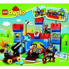 LEGO Big Royal Castle Set 10577 Instructions