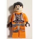 LEGO Biggs Darklighter with Hair Minifigure