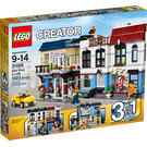 LEGO Bike Shop & Cafe Set 31026 Packaging