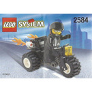 LEGO Biker Bob Set 2584