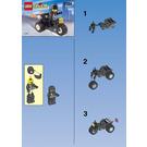 LEGO Biker Bob Set 2584 Instructions