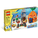 LEGO Bikini Bottom Undersea Party Set 3818 Packaging