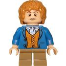 LEGO Bilbo Baggins - Blue Coat Minifigure