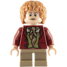 LEGO Bilbo Baggins with Dark Red Coat Minifigure