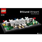 LEGO Billund Airport  Set 40199 Instructions