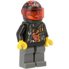 LEGO Billy Bob Blaster Minifigure