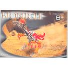 LEGO Bionicle Master Builder Set 10023 Instructions
