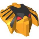 LEGO Bionicle Toa Mahri Hewkii / Jaller Head with Red Eyes (Hewki) (59531)