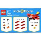 LEGO Biplane Set 3850004