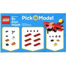 LEGO Biplane Set 3850004 Instructions