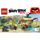 LEGO Bird Island Egg Heist Set 75823 Instructions