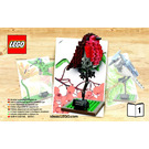 LEGO Birds Set 21301 Instructions