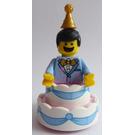 LEGO Birthday Cake Guy Minifigure