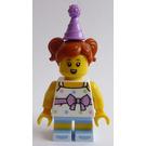LEGO Birthday Party Girl Minifigure