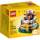 LEGO Birthday Table Decoration Set 40153 Packaging