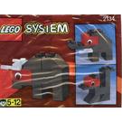 LEGO Bison Set 2134