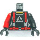 LEGO Black Alpha Team Torso